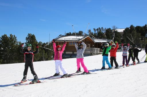 Skiez dans les Pyrénées !