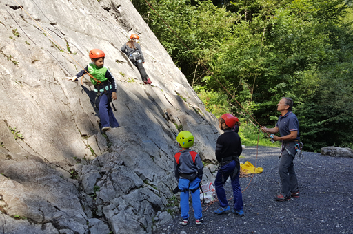 Aventures sportives
