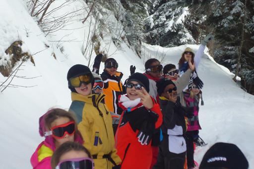 Ski à Valcoline