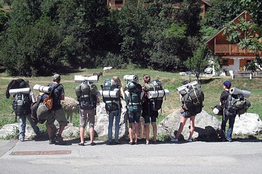 Expédition Montagne en Itinérance