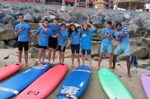 Ado Surf en Pays Basque