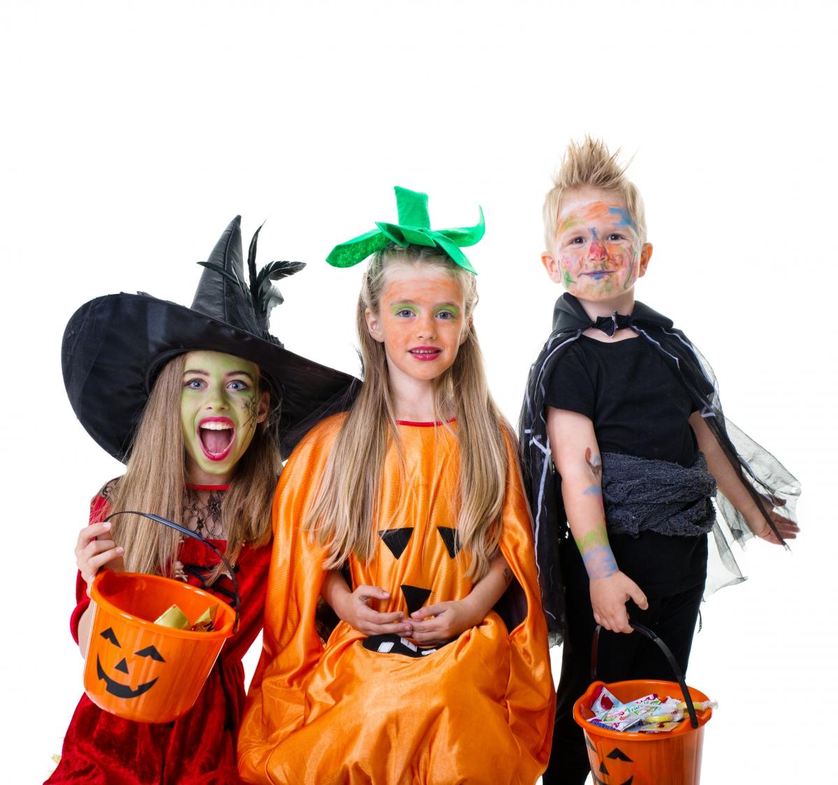 Halloween Park Enfants