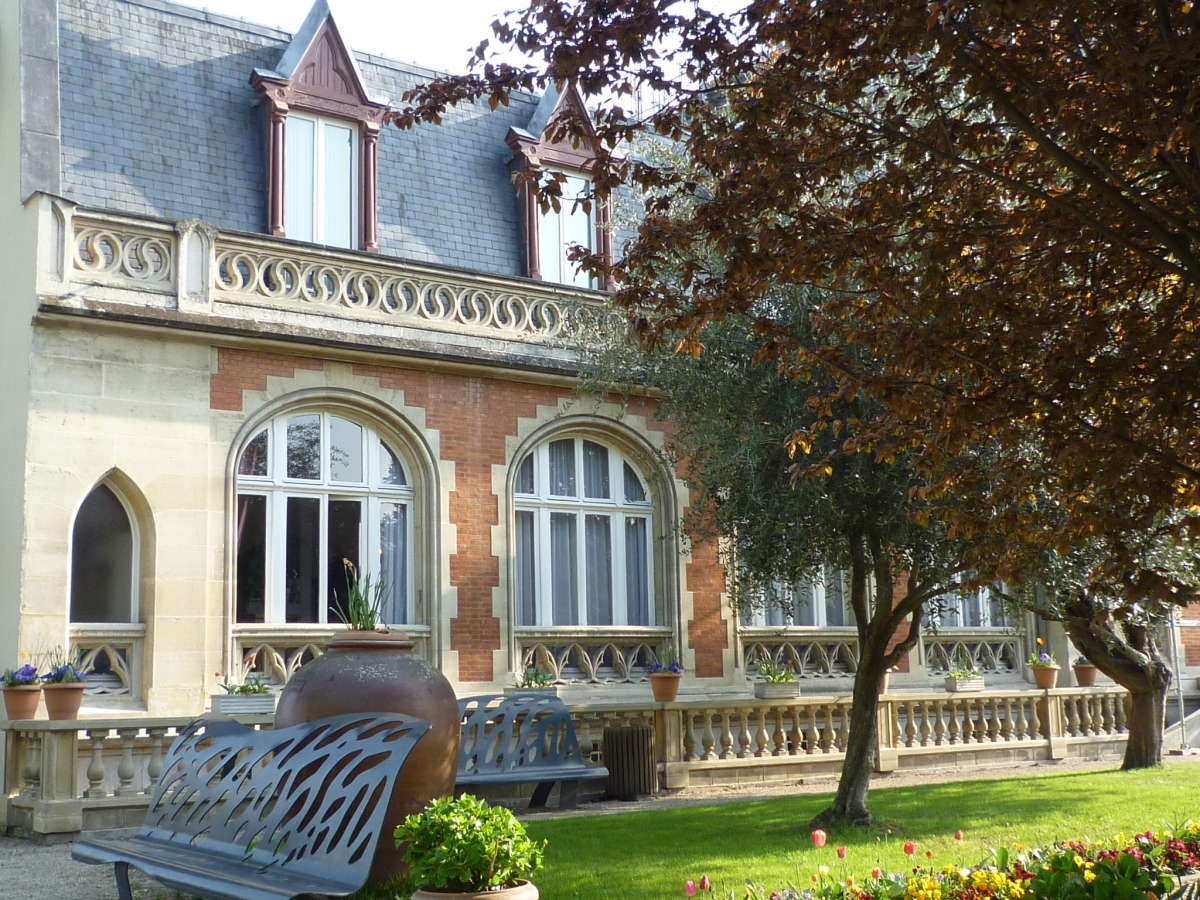 Auberge municipale de saint Denis